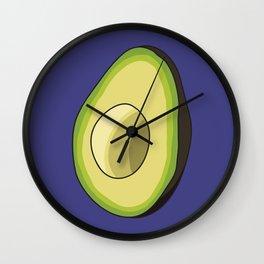 Avocado- Part2 Wall Clock