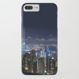 Hong Kong- Victoria Peak iPhone Case