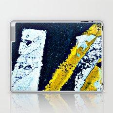 Road Markings Laptop & iPad Skin
