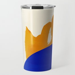 Abstract Art 33 Travel Mug