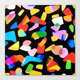 so many shapes Canvas Print