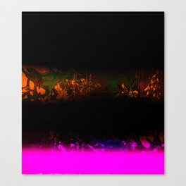 Trible Canvas Print