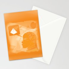 Pyramids Stationery Cards
