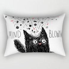 MIND BLOWN. Rectangular Pillow