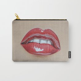 Lips 01 Carry-All Pouch