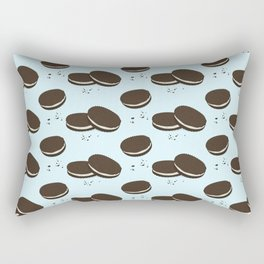 Double biscuits Rectangular Pillow