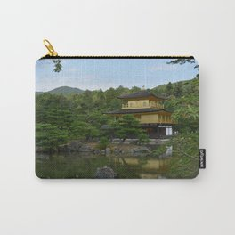 Gold Pavillion Carry-All Pouch