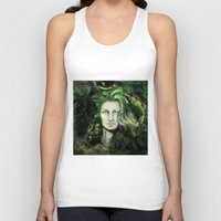ruben ireland Tank Tops featuring Ireland by Holly Carton