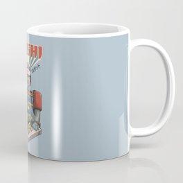 Super Sushi Robot Coffee Mug