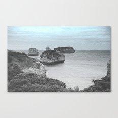 Shipwreck Coast - Australia. Canvas Print