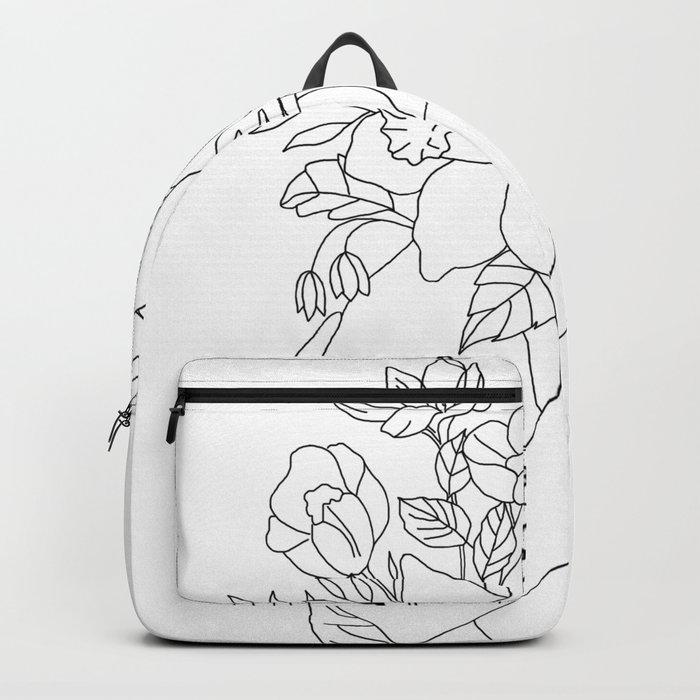 Blossom Hug Rucksack