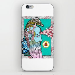 The Alchemist's Brainfart iPhone Skin