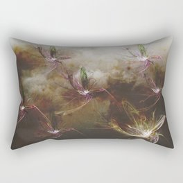Dragon Flys Rectangular Pillow