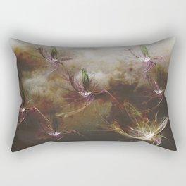 Dragon Flys Rectangular Pillow