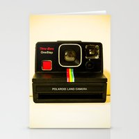 polaroid Stationery Cards featuring Polaroid by Sydney S Photography