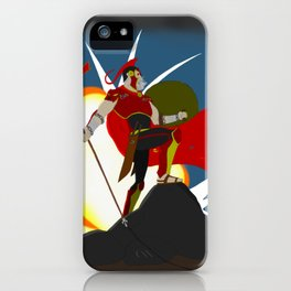 Ares: the God of War iPhone Case