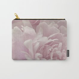 Luxe Peony Carry-All Pouch
