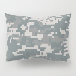 Digital Camouflage Pillow Sham