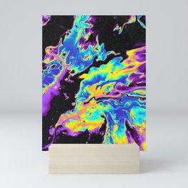 MY SILVER LINING Mini Art Print