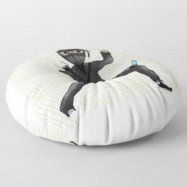 Cyber Ninja Floor Pillow