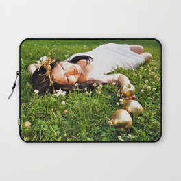Atalanta and the Golden Apples Laptop Sleeve