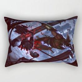 Castlevania Rectangular Pillow