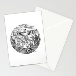 Eternal Landscape Stationery Cards