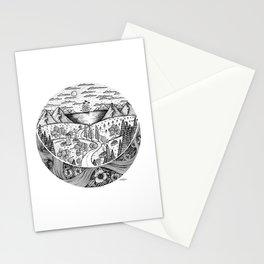 Eternal Landscape Stationery Cards