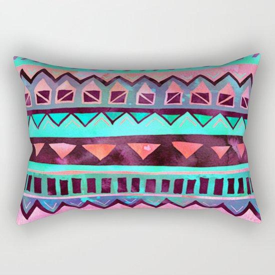 Tribal Pattern 05 Rectangular Pillow