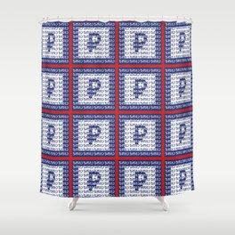 Lucky Money (RUB) Shower Curtain