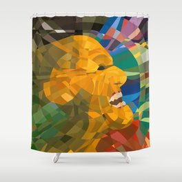 insanity Shower Curtain