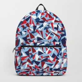 Breaking the Glass Ceiling! Red White & Blue Backpack