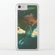 Project Apollo - 6 Clear iPhone Case