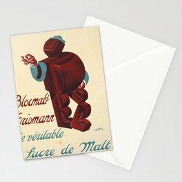 vechio blocmalt erismann le veritable Stationery Cards