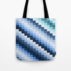 Fuzz Line #2 Tote Bag