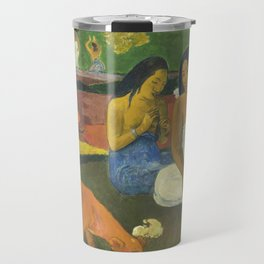 Arearea by Paul Gauguin Travel Mug