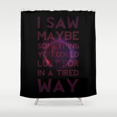 Drainage Shower Curtain