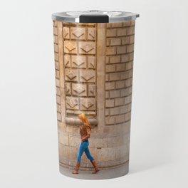 The Barcelona Stride Travel Mug