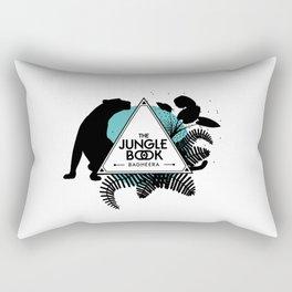 The jungle book - Bagheera panther Rectangular Pillow