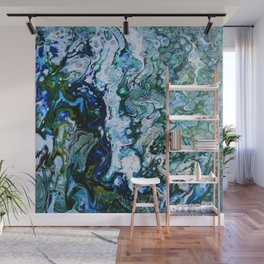 Abstract Composition 442 Wall Mural