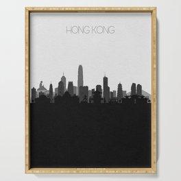 City Skylines: Hong Kong Serving Tray