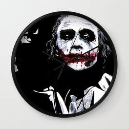 Joker joker Wall Clock