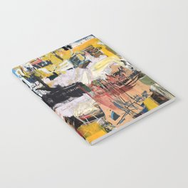 Basquiat World Notebook