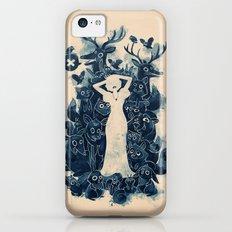 Dark Forest iPhone 5c Slim Case