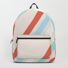 Mid Century Mountains Backpack