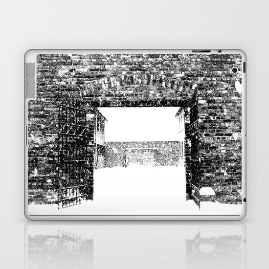 Gates Laptop & iPad Skin