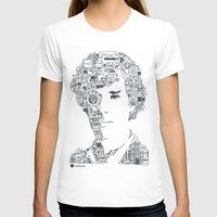 benedict T-shirts featuring Benedict Cumberbatch by Ron Goswami