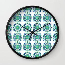 Pattern #6 Wall Clock
