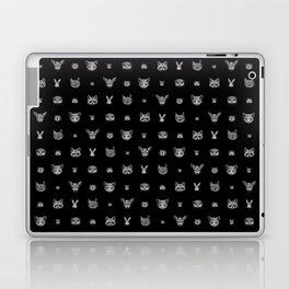 WOODLAND ANIMAL print Laptop & iPad Skin