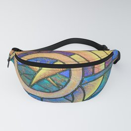 Sacred Space Fanny Pack